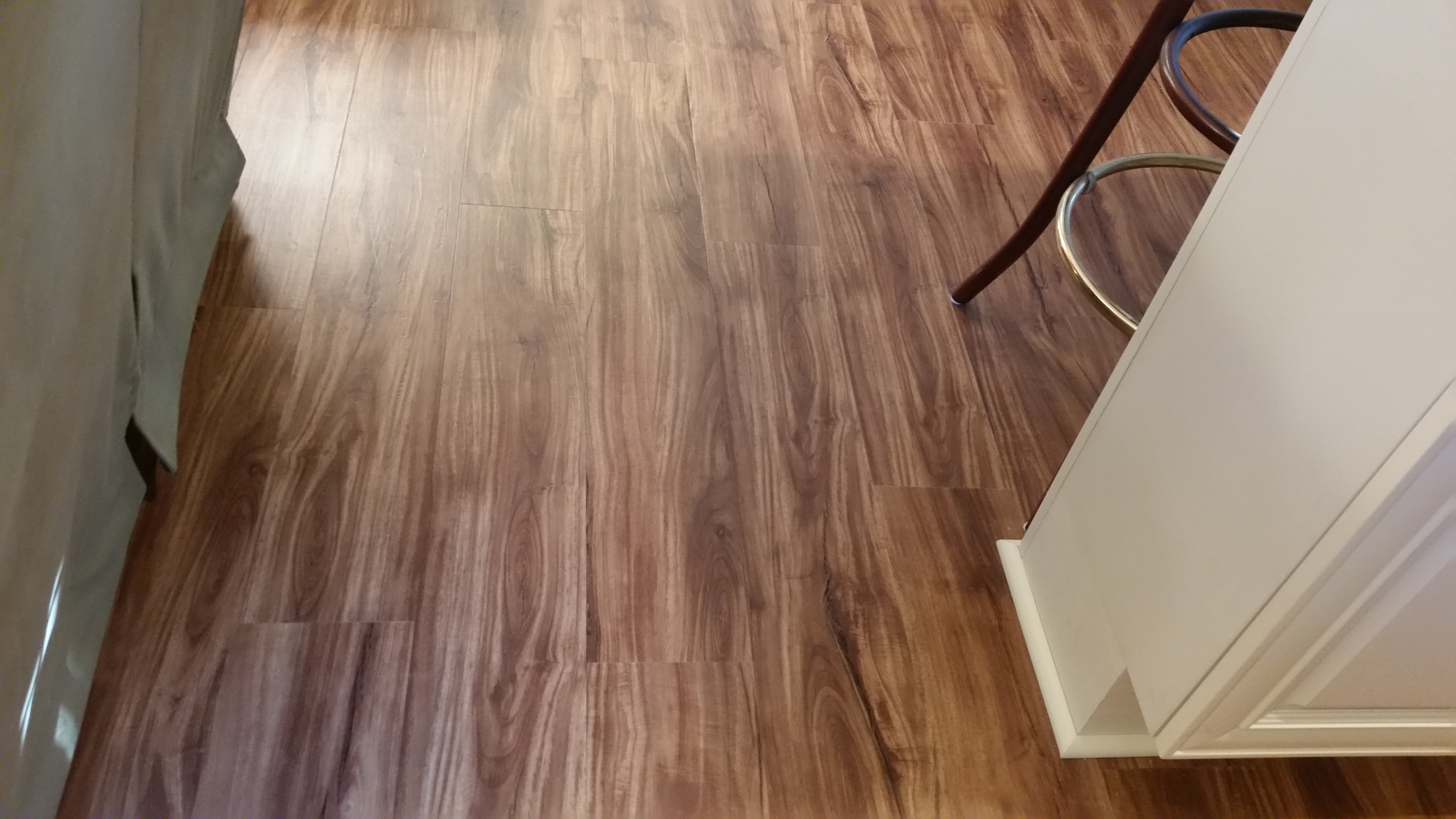 Aquawalk laminate flooring