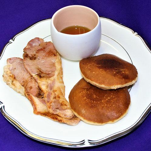 Pancakes & Bacon
