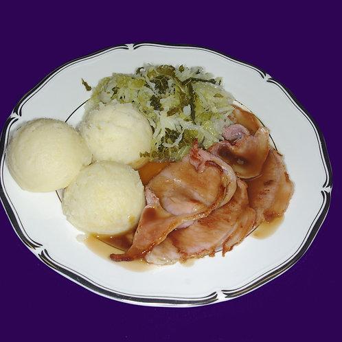Maxi Bacon & Cabbage