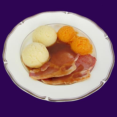 Bacon & Turnip