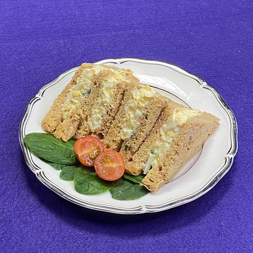 Egg Mayo & Scallion Sandwich