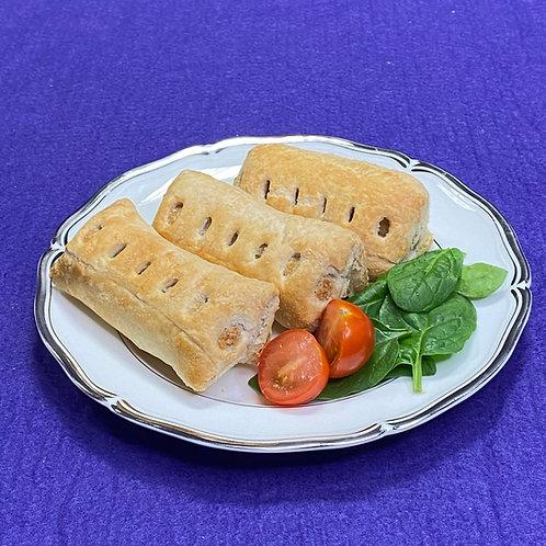 Pork Sausage Rolls (3)