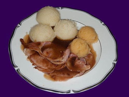 Maxi Bacon & Turnip