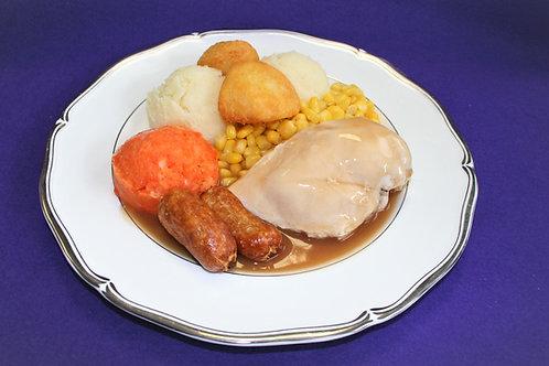 Maxi Roast Chicken Dinner