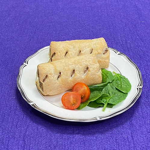 Luxury Beef Sausage Roll (2)