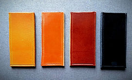Leather Sample Colours