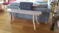 LongJon Table made to fit in Oak and Hedgewood
