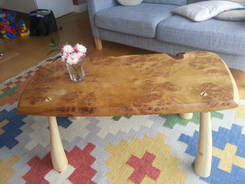 Goat Coffee Table