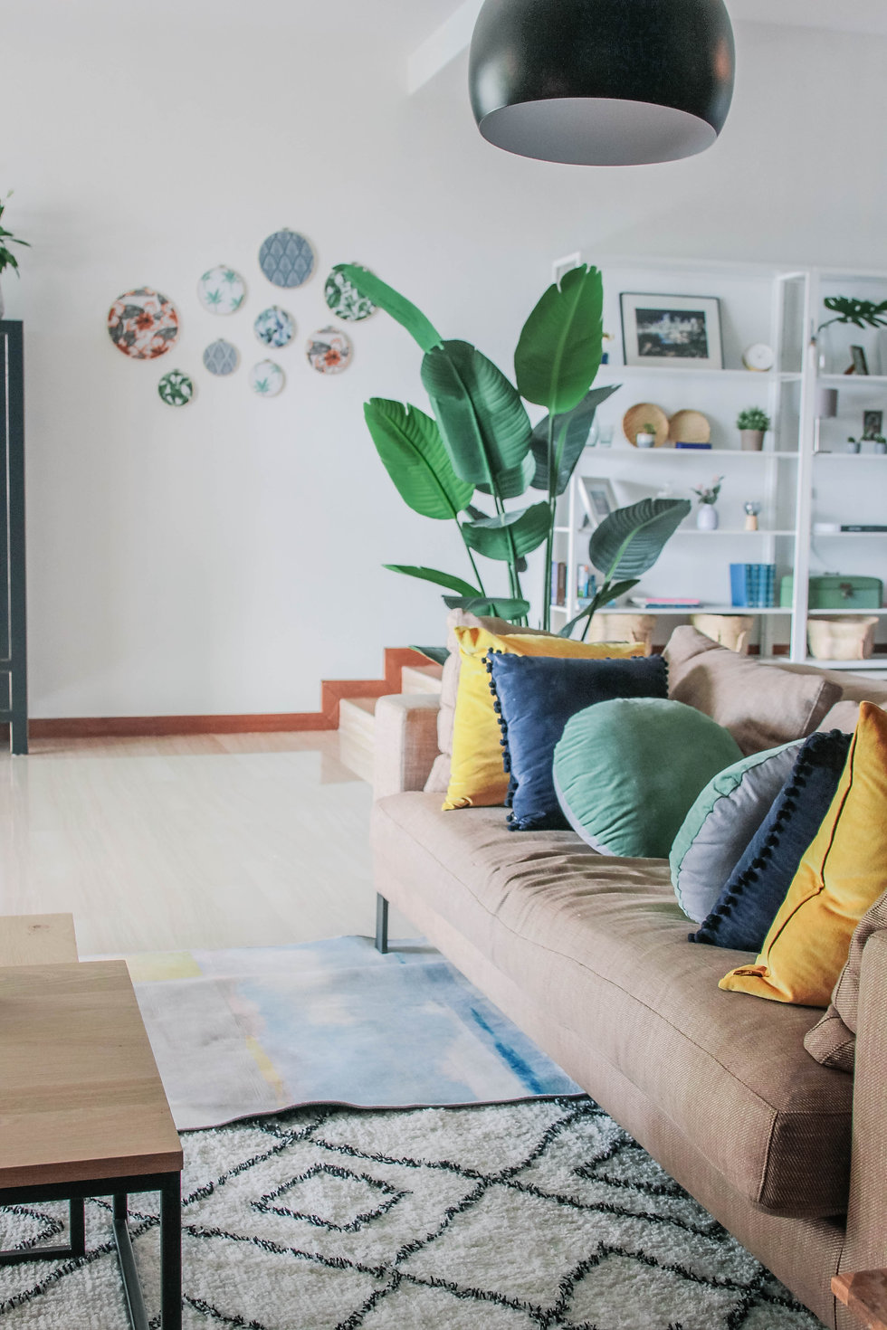 The Ultimate Tropical Boho-Chic Home