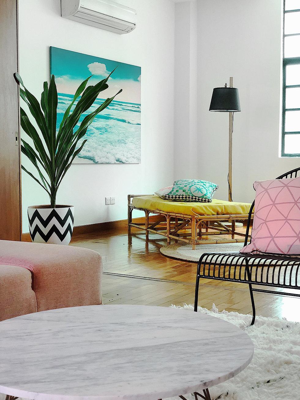 Boho-Chic Apartment in Everton Road