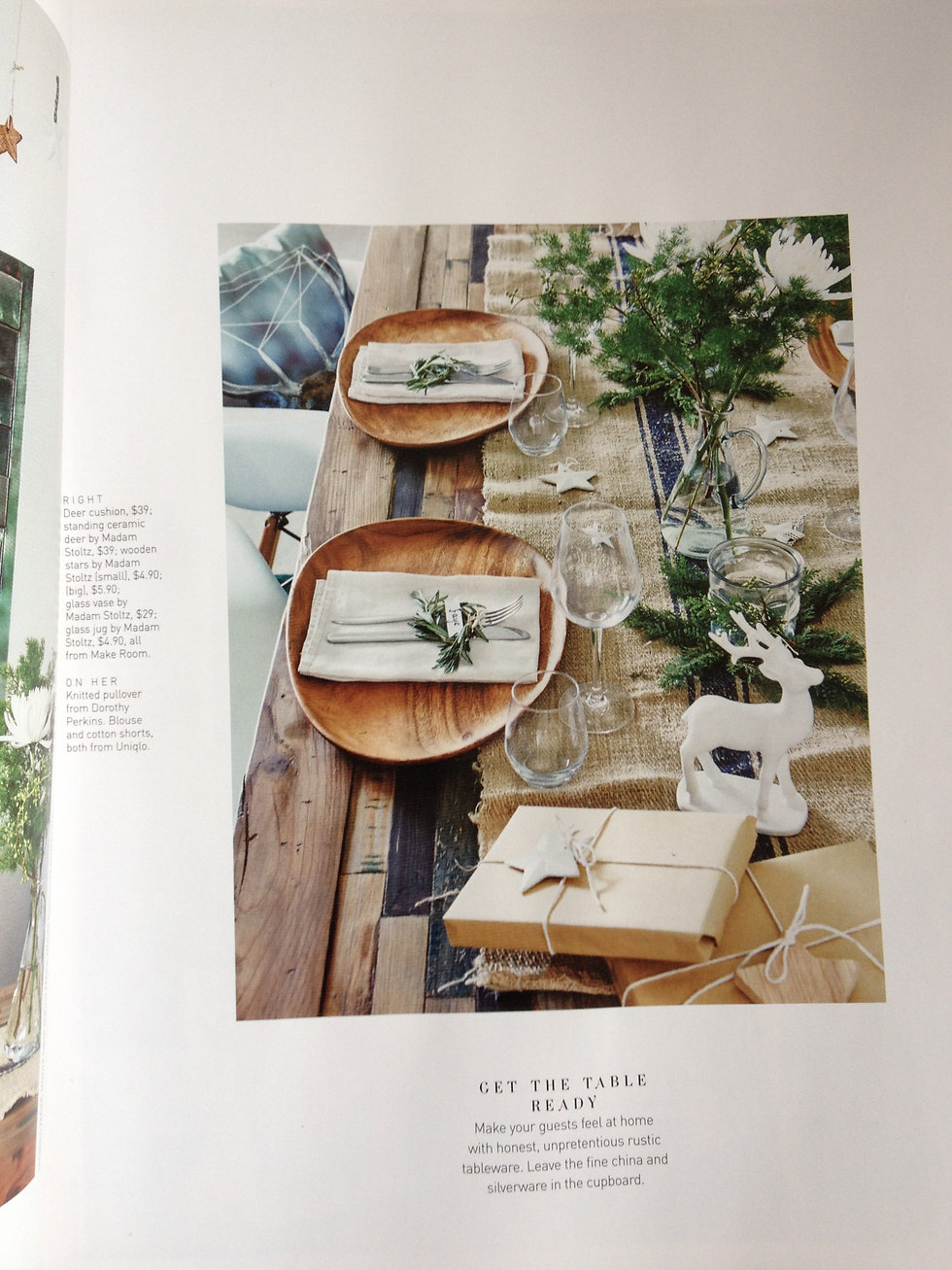 Home and Decor Styling Shoot