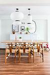 Stylish and Fresh: A Bright HDB Flat with Plenty of Warmth