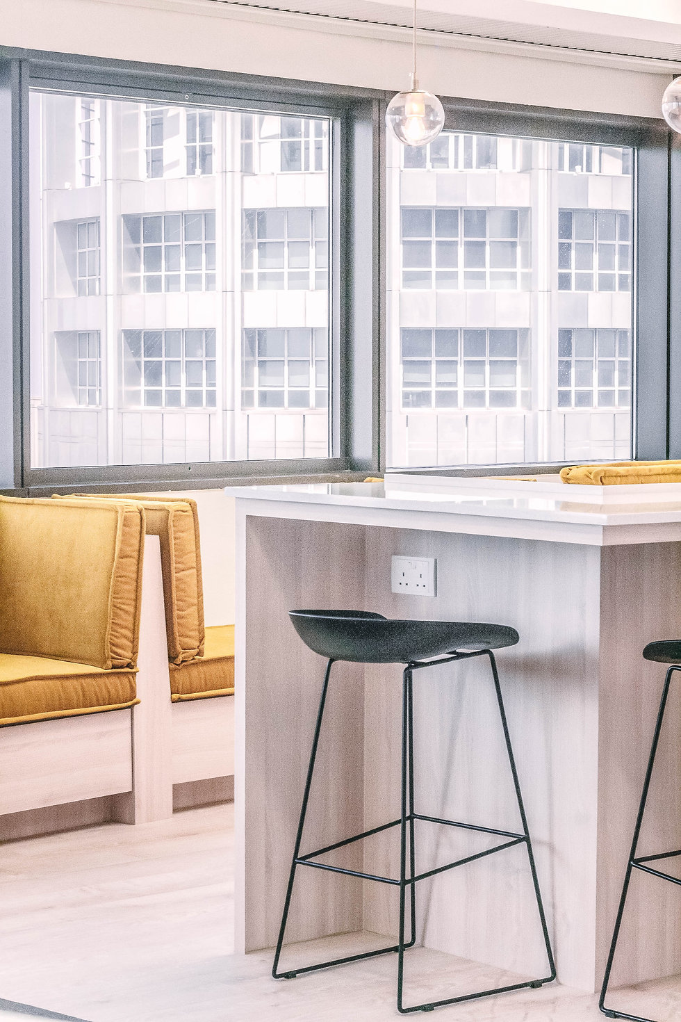 Office Space in AXA Tower