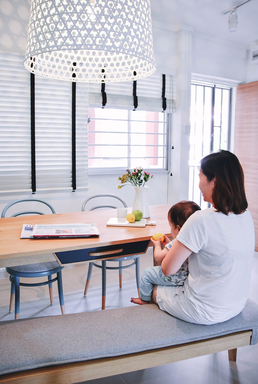 A Cozy Respite for the Modern Family