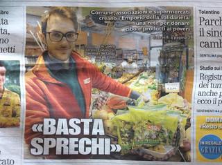 """Il cibo non finirà più nella spazzatura """"Ecco l'Emporio della solidarietà"""""""