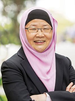 Prof. Dr. Jackie Yi-Ru Ying