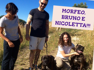 Bruno e Nicoletta: Morfeo torna a trovare la mamma
