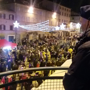 Capodanno 2018, Ranger Responsabili della Sicurezza a Macerata
