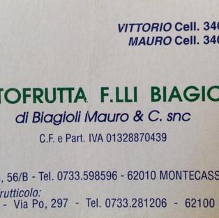 Fratelli Biagioli