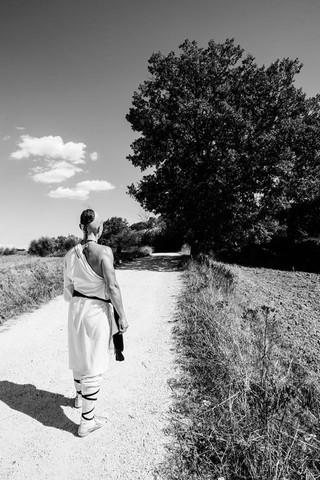 """Storia della piccola grande """"monaca della Sorgente"""" di Montelupone, Laura Perrone"""