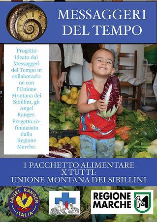 Locandina Progetto Unione Montana Sibill