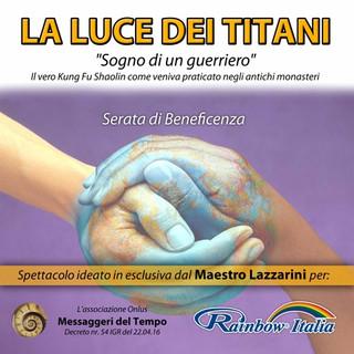 La Luce dei Titani: Campioni per la solidarietà