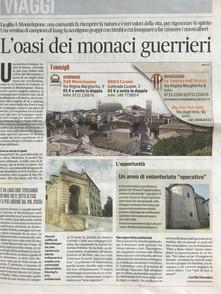 """L'Oasi dei Monaci Guerrieri"""