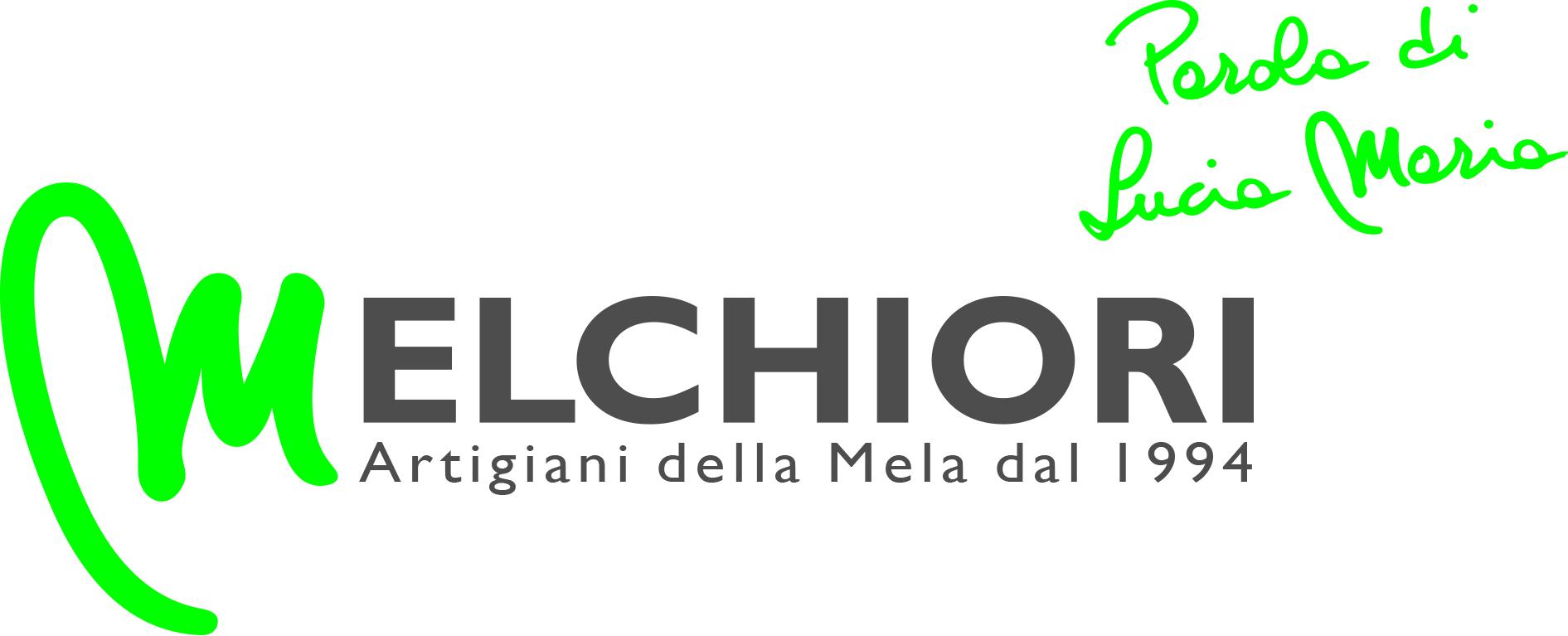 LOGO_Melchiori verde_Parola di Lucia Mar