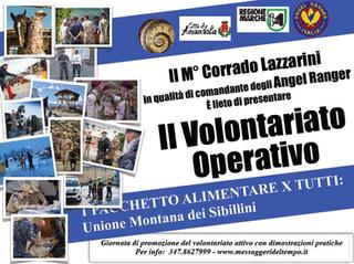Giornata del Volontariato Operativo