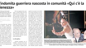 """Laura Perrone: """"L'indomita guerriera"""""""