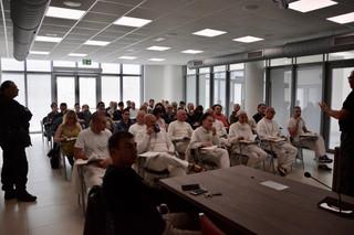 Formazione a Bergamo con AiFOS e l'associazione paracadutisti