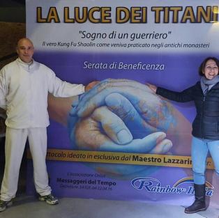 """Intervista a Corrado Lazzarini - presidente dell'associazione Onlus""""Messaggeri del Tempo&q"""