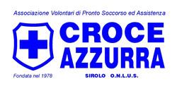 Logo Croce Azzurra Sirolo