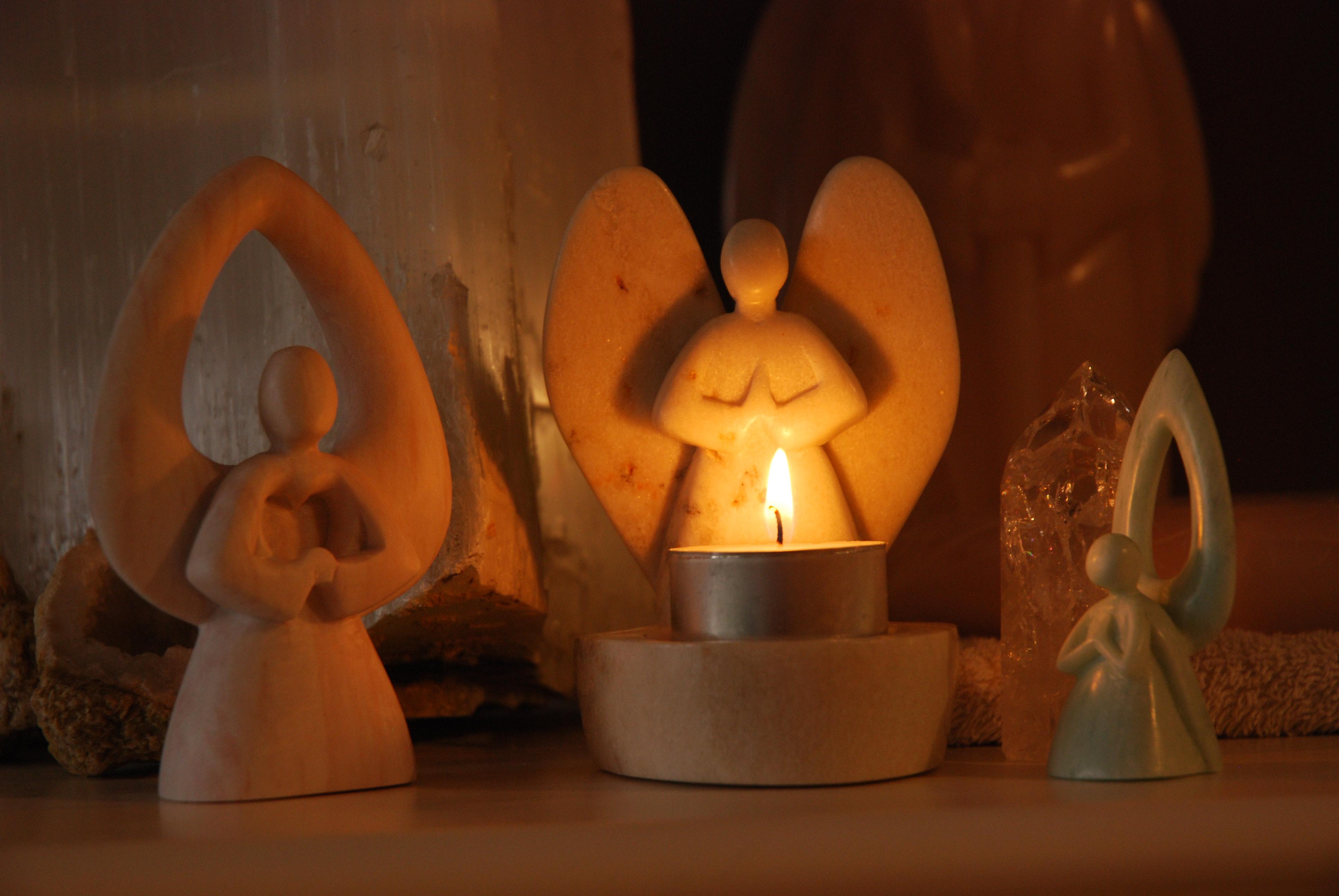 Light Angel Lucio