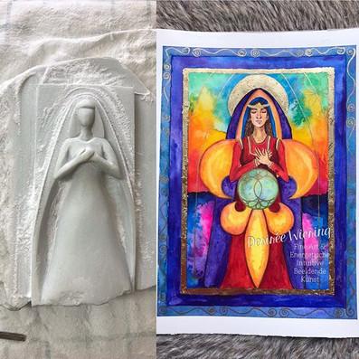 Maria Magdalena 2D & 3D, mei 2020