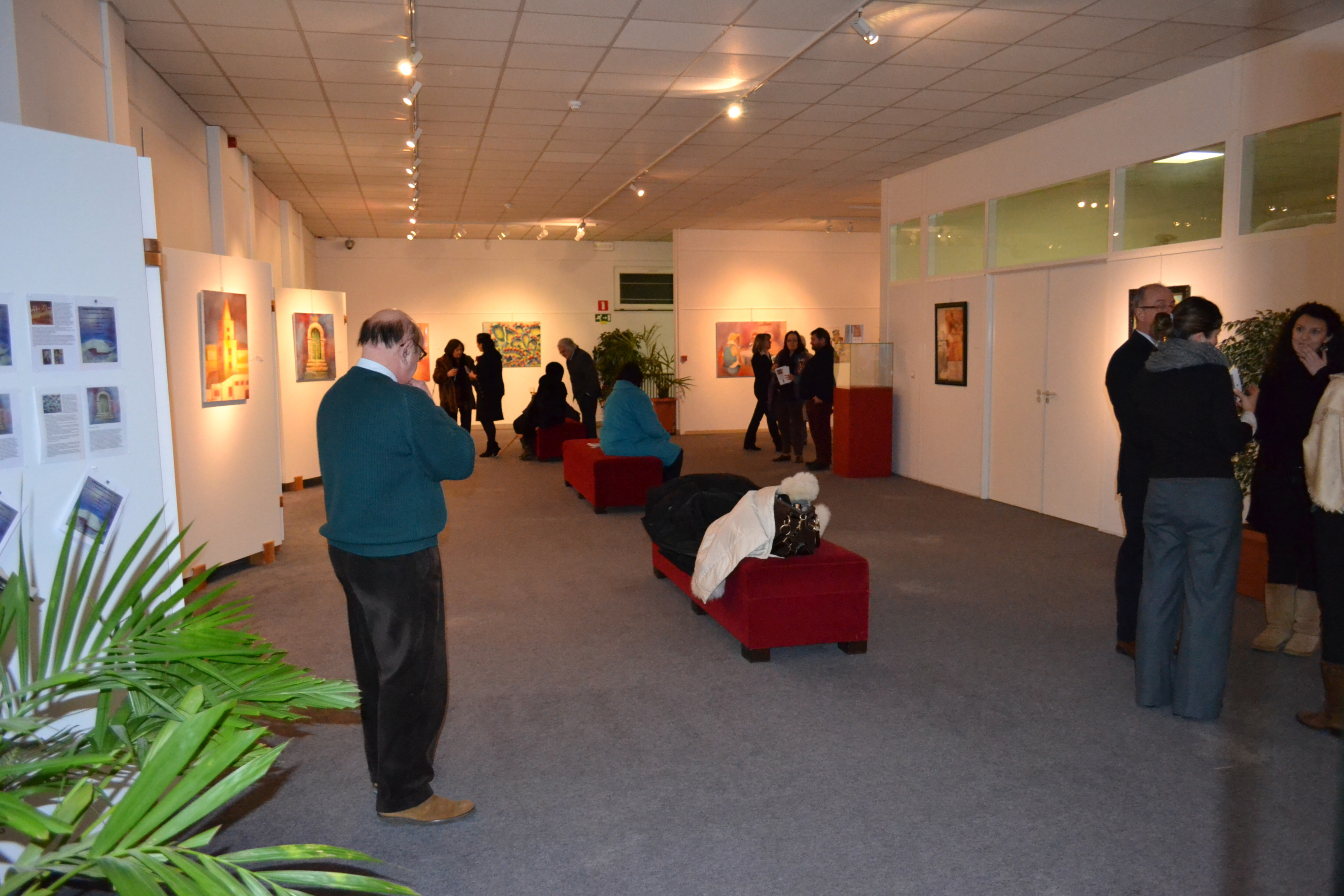 Ist Cultura Italiana Bruxelles 2012