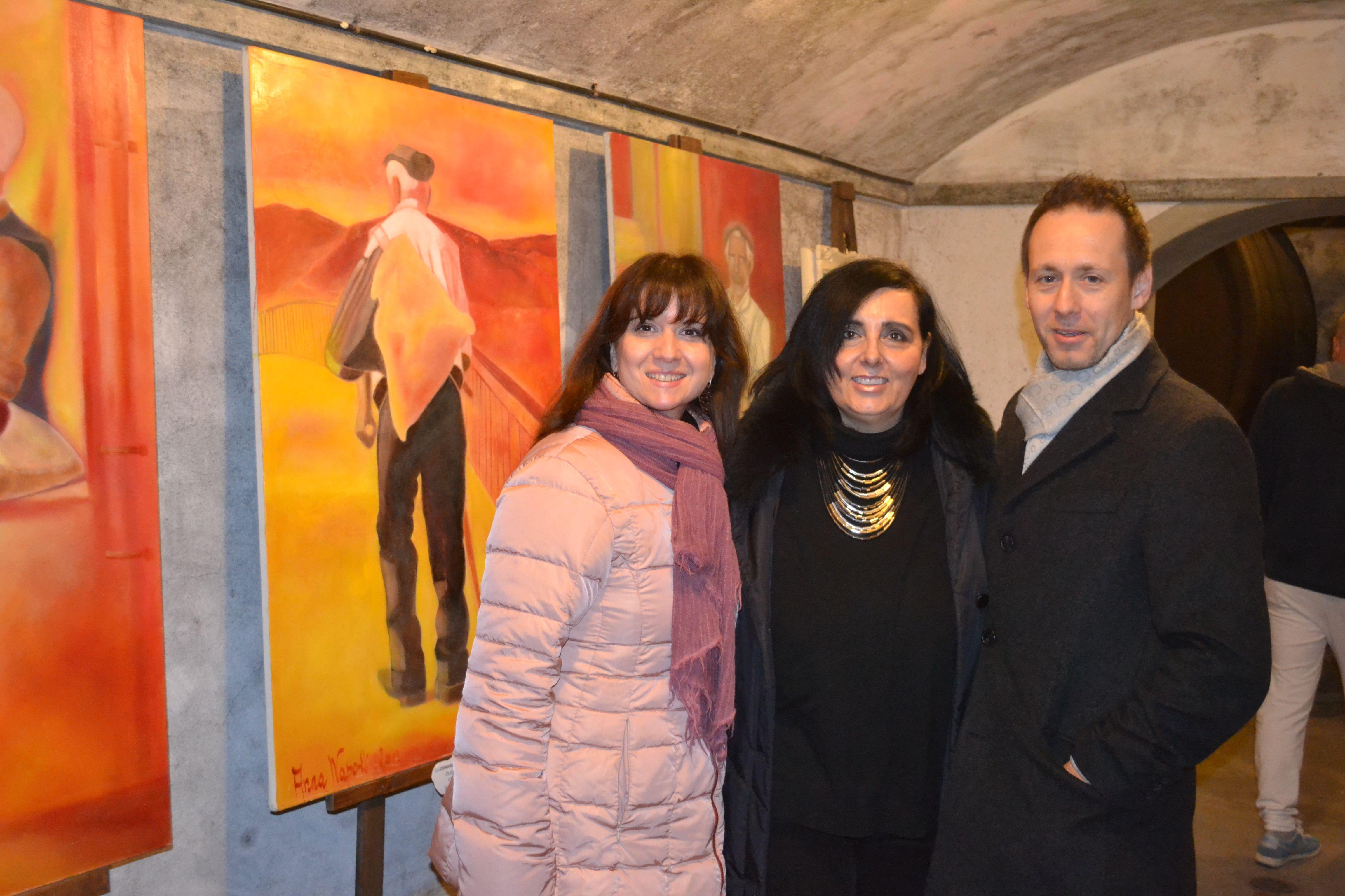 Erica e Mirko Cantine Verdi Villa Medicea 2014