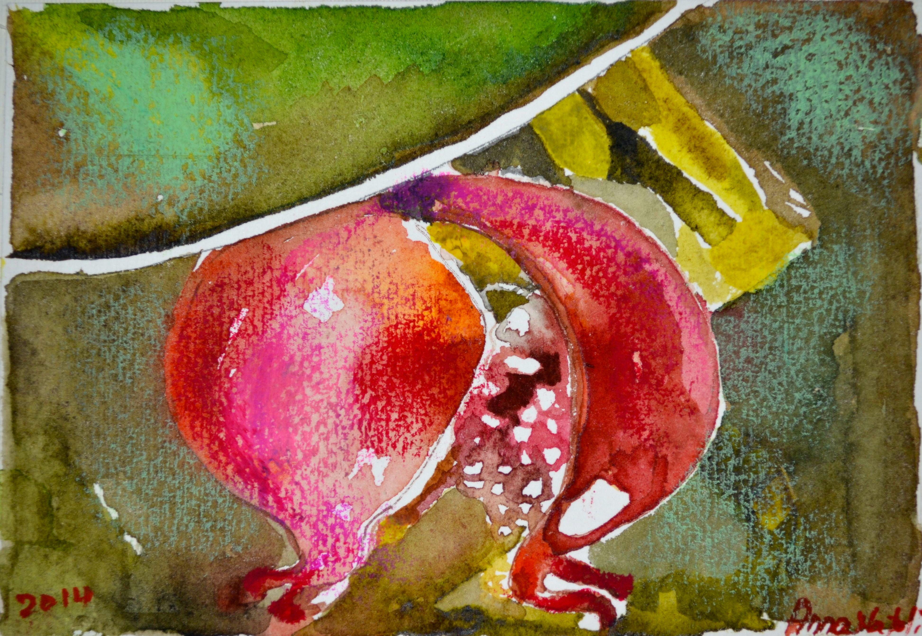 Pomegranate Open