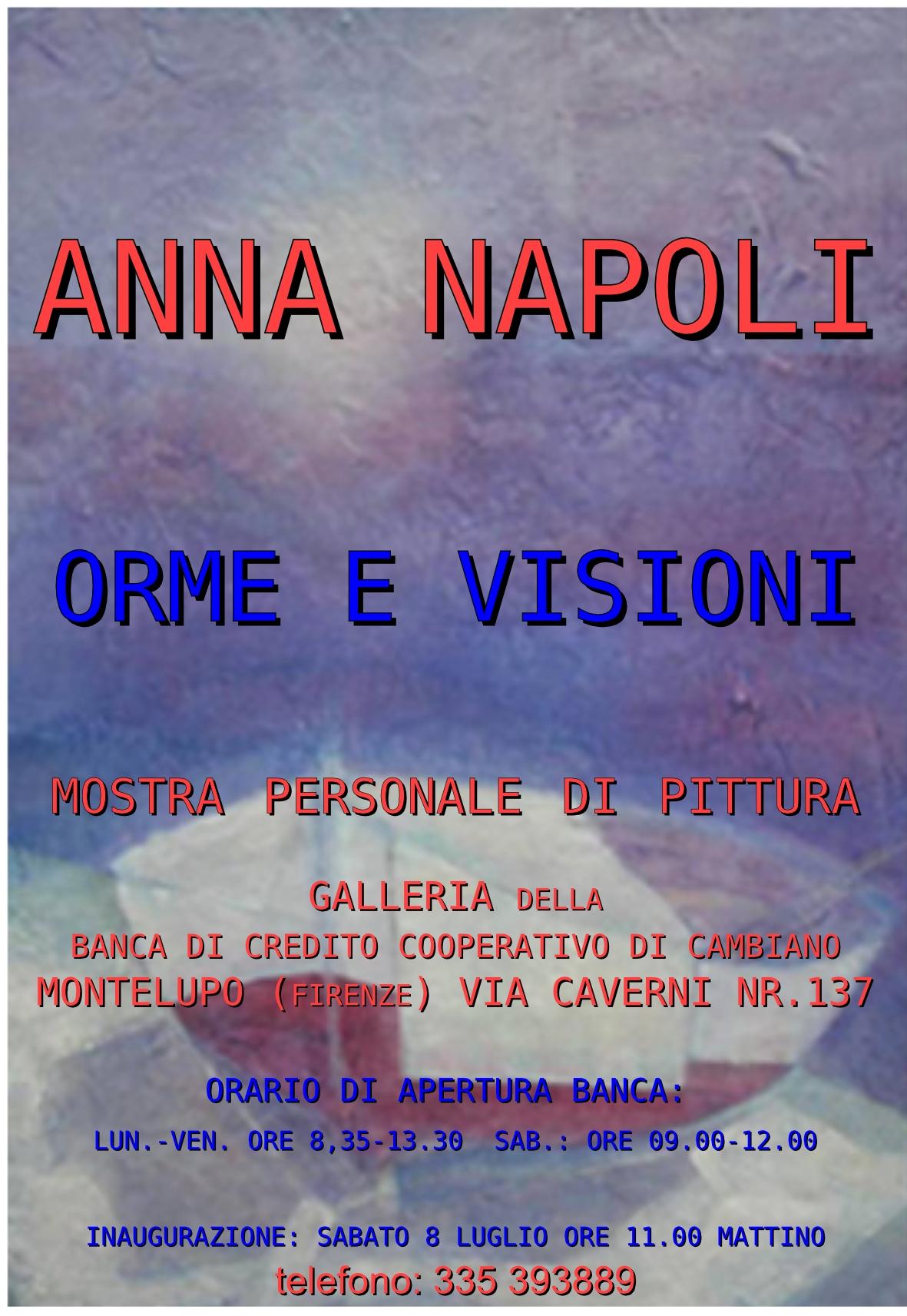 ORME E VISIONI 2011