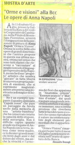 © Anna Napoli - Mostra Personale