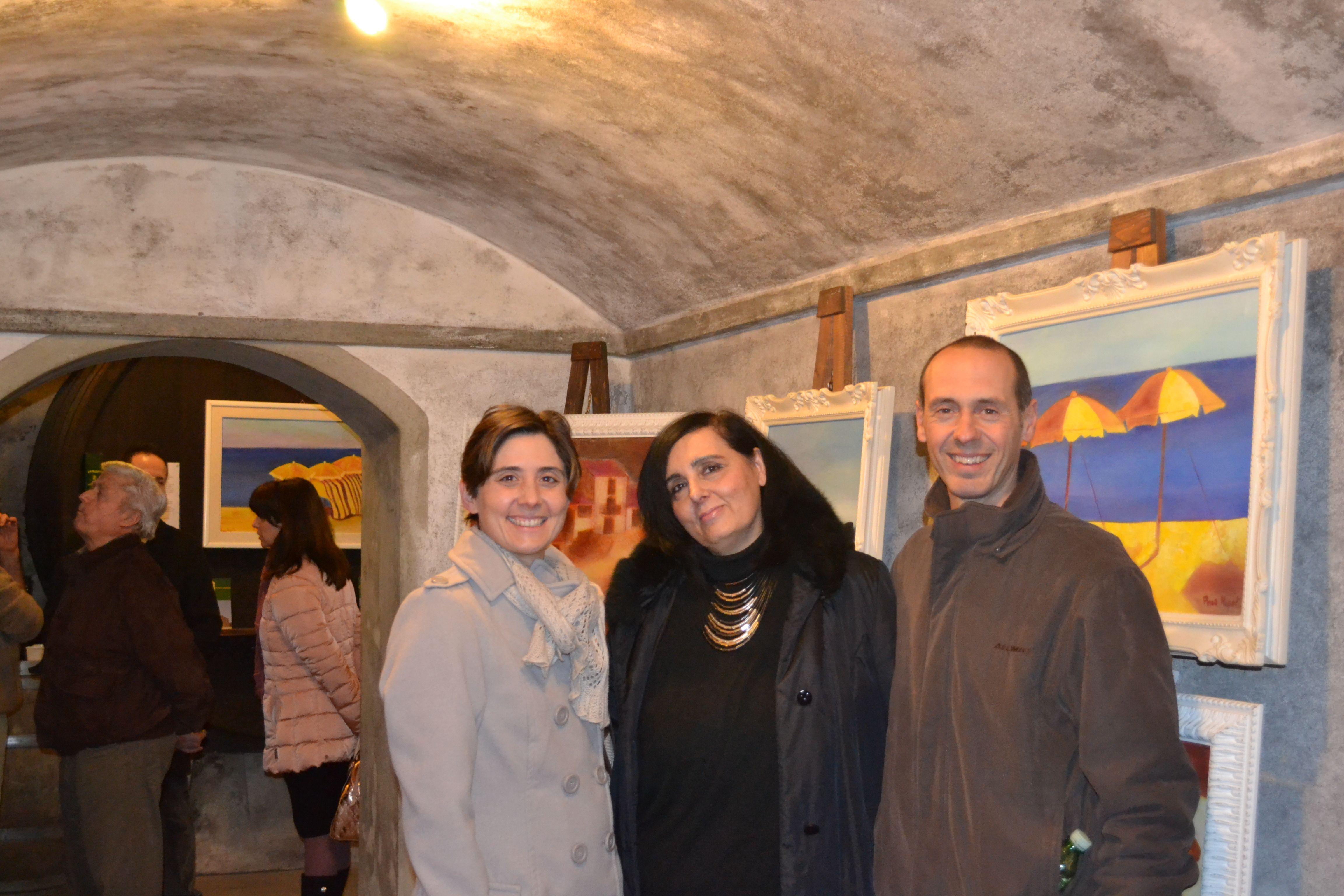 Maria e Alessandro Cantine Verdi Villa Medicea 2014