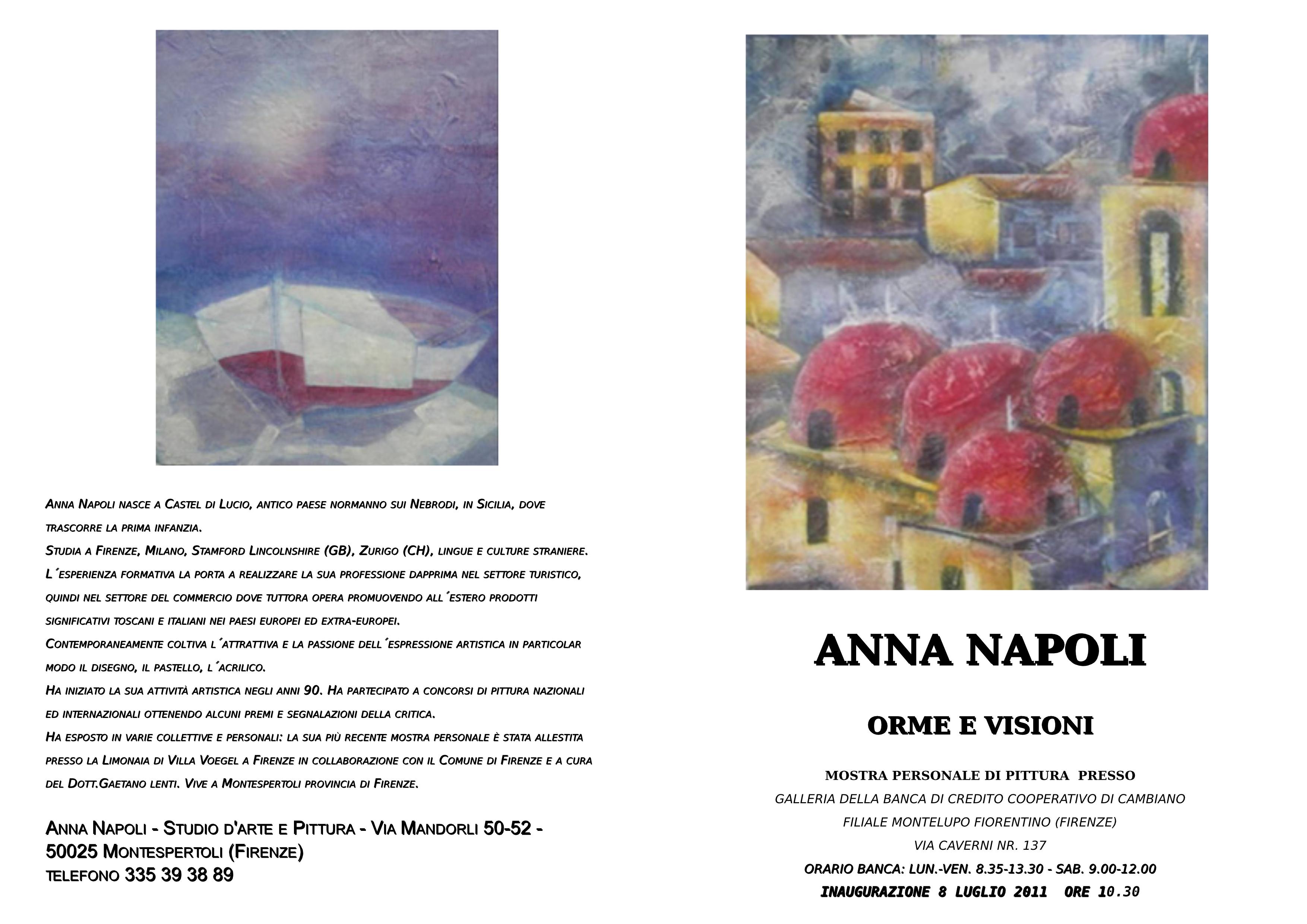 Anna Napoli