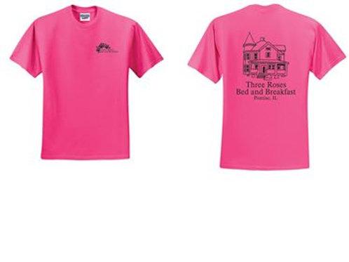 Neon Pink Tshirt