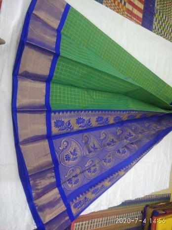 Pattu Saree