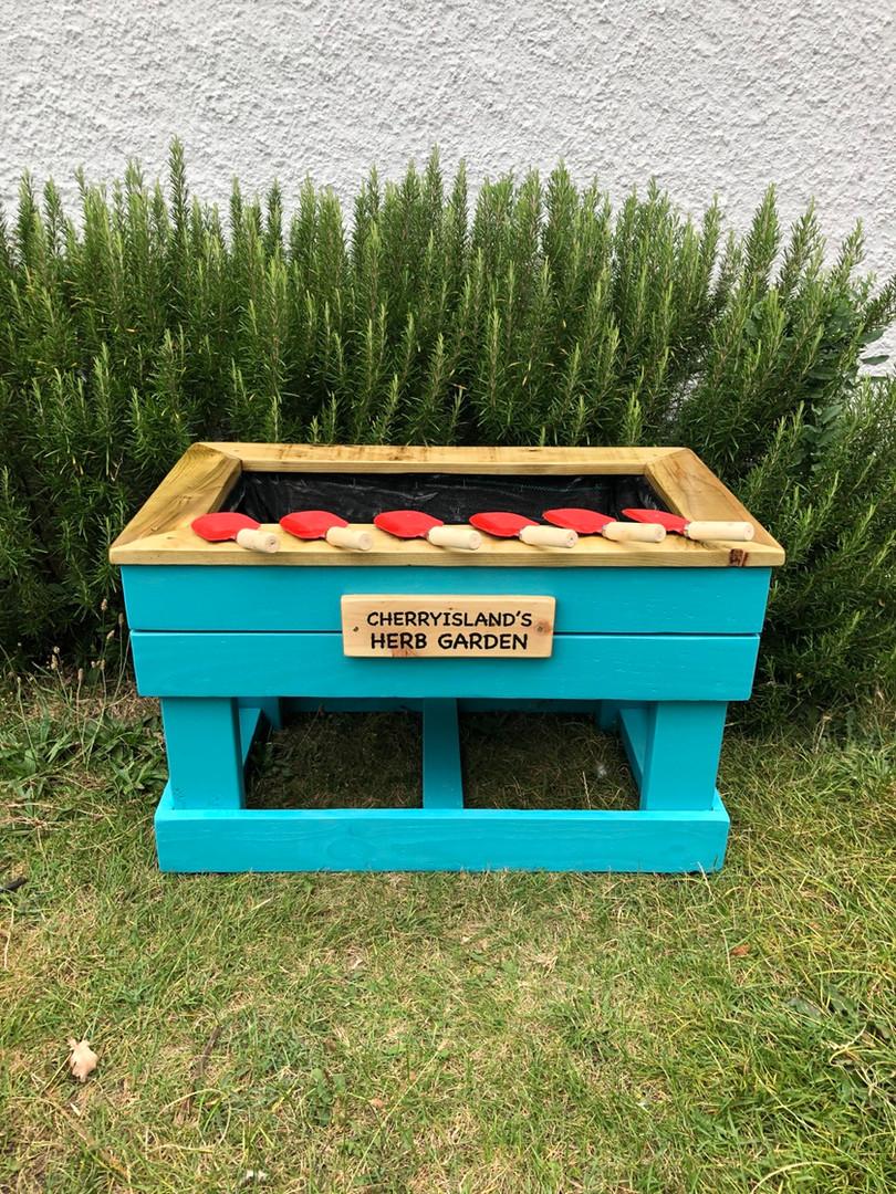 Herb Garden/ Vegetable Garden