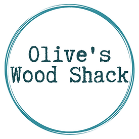 Olive's wood shack logo