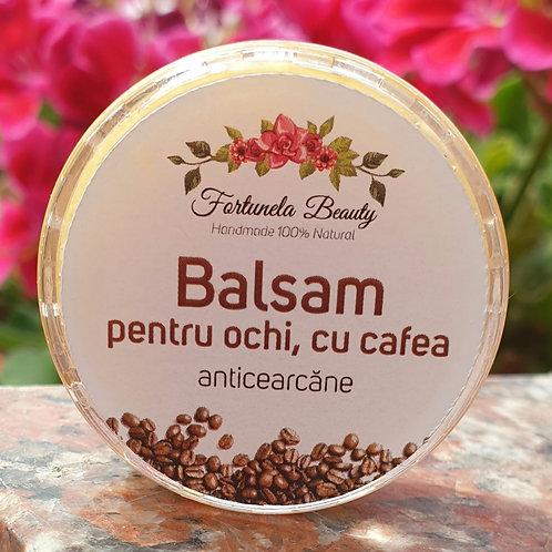 Balsam Contur Ochi cu Extract de Cafea