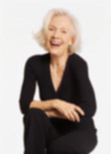 Ältere Frau Lachen