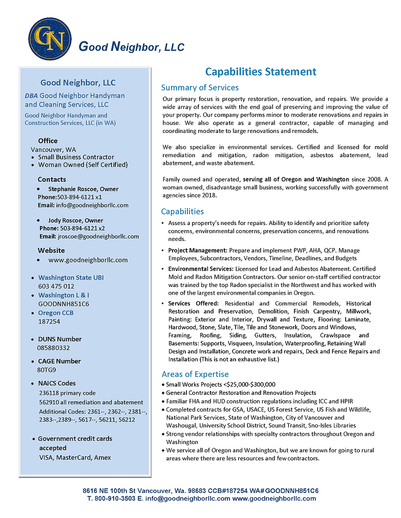 Capabilities Statement 02-26-2020_Page_1