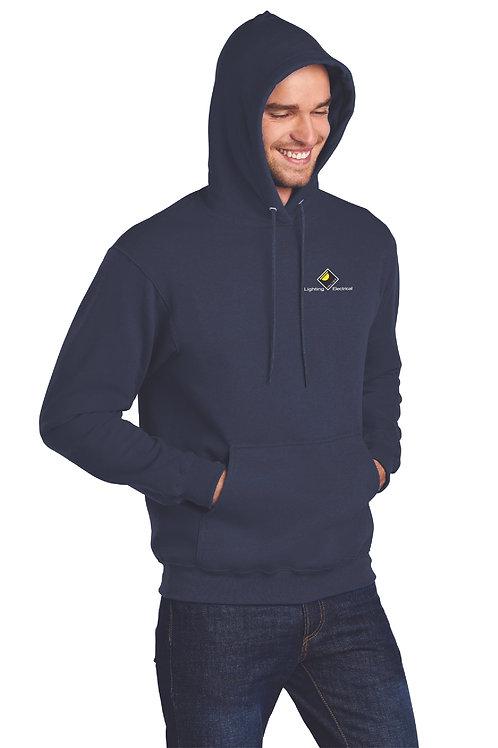 Essential Fleece Pullover Hooded Sweatshirt